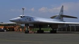 «Белые лебеди» российских ВКС прилетели вЮАР