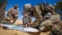 Песков назвал нелегитимным присутствие солдат США вСирии