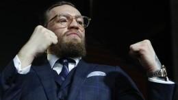 «Тынеспрячешься»: Конор Макгрегор обое-реванше сХабибом Нурмагомедовым