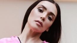 «Взгляд тигрицы»: Серябкина вбюстгальтере продемонстрировала пышный бюст