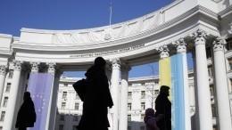 Украина готова кпереговорам сРоссией овозвращении Крыма