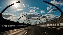 Запревышение скорости наЗСД вПетербурге выписано уже более 15 тысяч штрафов