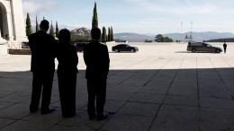 ВИспании перезахоронили диктатора Франко. Зачем?