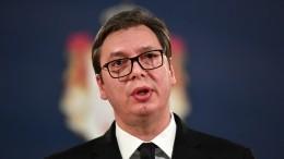 Президент Сербии подтвердил закупку уРоссии одного ЗРПК «Панцирь-С»— видео