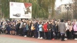 Эстафета «Дорогами Победы!» стартовала вКалининградской области