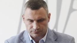 Депутаты горсовета Киева попросили Зеленского уволить Кличко