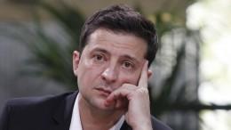 Пушков прокомментировал разговор Зеленского снационалистами вДонбассе