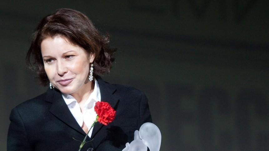 Наталья Негода в 2009-м