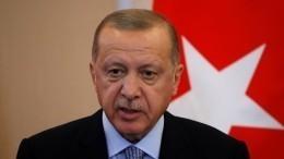 Эрдоган пригрозил курдам новой военной операцией вСирии