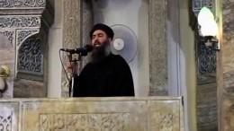 Трамп может заявить обубийстве главы ИГ* Абу Бакра аль-Багдади
