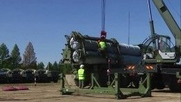 Российскую военную базу вТаджикистане оснастили зенитным комплексом С-300ПС