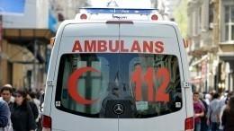 Туристка изПетербурга впала вкому вАнталье