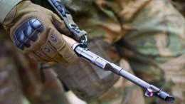 МВД Украины подтвердило вывоз националистами оружия изДонбасса