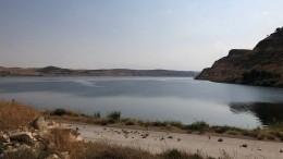 Долгожданное событие! Понтонный мост через Евфрат соорудили вСирии