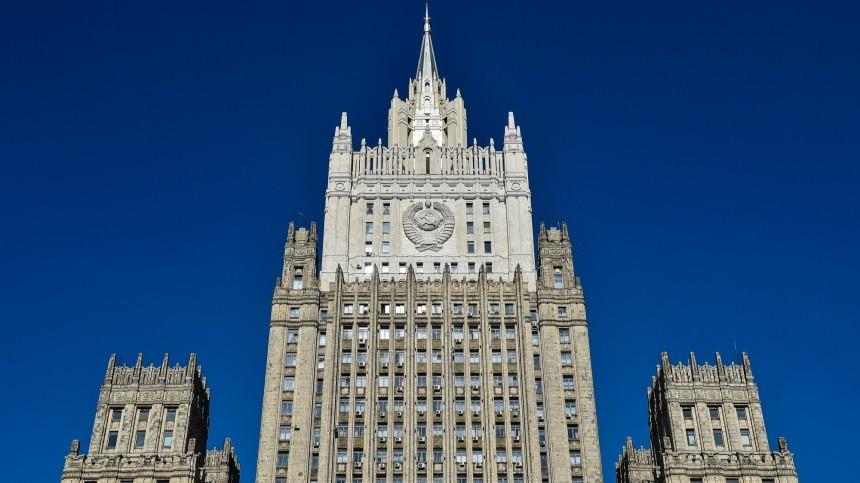 Россия пообещала ответить Болгарии навысылку своего дипломата