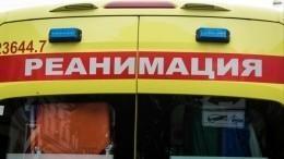 Серной кислотой облили 19-летнего юношу вПетербурге