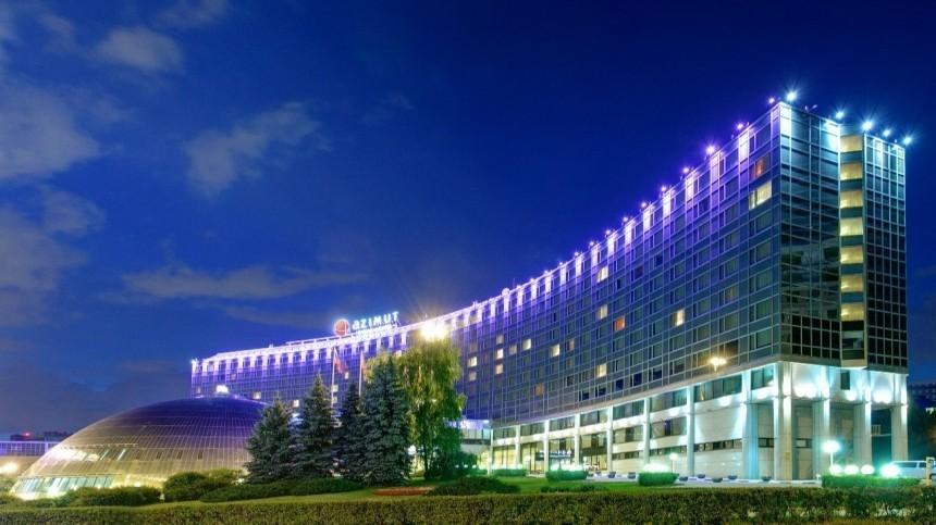 Около 700 человек эвакуировали изгостиницы вМоскве после срабатывании пожарной сигнализации