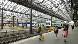 Финские железнодорожники обещают восстановить сообщение сПетербургом 30октября