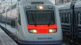 Пассажиров опаздывающего вПетербург «Аллегро» развезут подомам автобусами