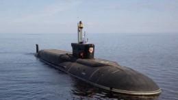 Подводная лодка «Князь Владимир» впервые запустила «Булаву»— видео
