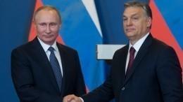 Путин призвал обнулить взаимные претензии погазу сУкраиной