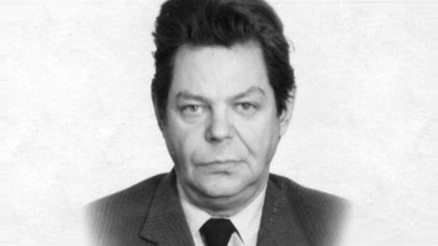 Легендарный советский ученый Дмитрий Поспелов скончался вМоскве
