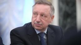 Беглов поитогам заседания Госсовета: «Надо укреплять первичное звено медицины»