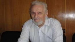Известный математик Олег Ивашев-Мусатов случайно выпил «Крота»