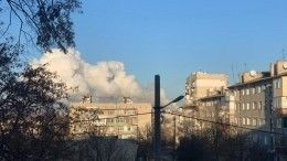 Двое украинских военных погибли при взрывах вБалаклее— видео