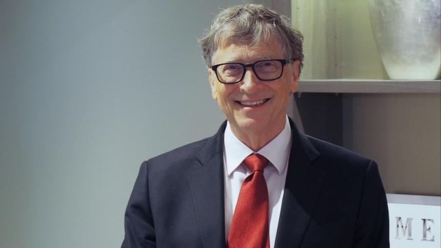 Рейтинг миллиардеров Bloomberg снова возглавил Билл Гейтс