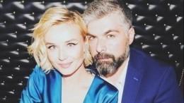Муж Полины Гагариной высмеял слухи про любовницу