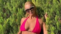 Обнаженная Волочкова опубликовала пикантное фото вледяной купели