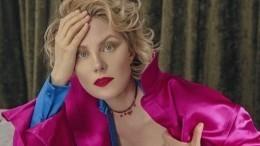 «Икона стиля»: Литвинова восхитила подписчиков костюмом из70-х годов— фото