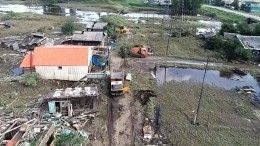 Тысячи пострадавших отпаводка вИркутской области досих пор неполучили помощь