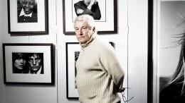 Умер снимавший знаменитостей британский фотограф Терри О'Нилл