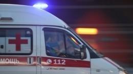 Видео: водитель легковушки протаранил «скорую помощь» вСмоленске