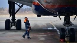 Десятки авиарейсов вПриморье задерживаются из-за снежного циклона