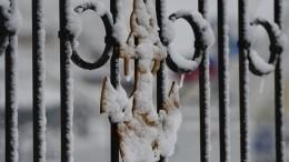 Видео: Снежный циклон спровоцировал транспортный коллапс воВладивостоке