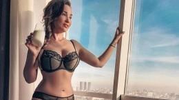 «Досих пор целуемся вгубы»: Анфиса Чехова показала, как любуется рассветом ссыном
