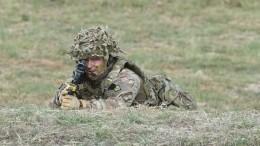 Великобританию обвинили всокрытии военных преступлений