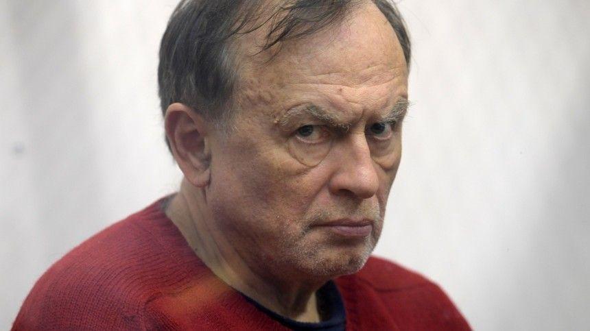 Историк Олег Соколов, обвиненный вубийстве аспирантки СПбГУ, пытался покончить ссобой