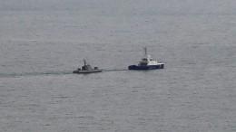 Киев продолжит судиться сМосквой после возвращения кораблей