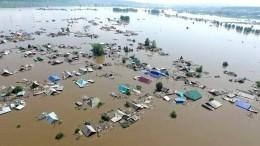 Жертвы наводнений вИркутской области остались без помощи