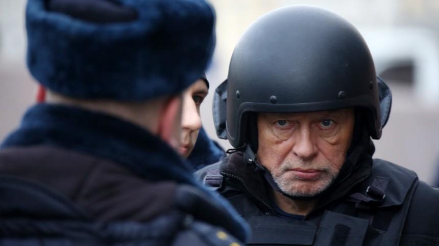Доценту СПбГУ Соколову пока неназначили экспертизу, несмотря напопытку самоубийства