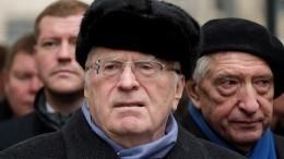 Жириновский жестко высказался ожелании Бузовой продавать алкоголь