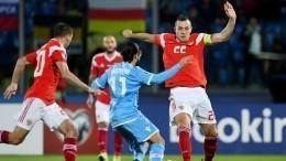 5:0! Сборная России разгромила Сан-Марино впоследнем матче отбора наЕвро-2020