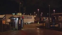 Врефрижераторе напароме вГолландии нашли 26 мигрантов