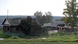 Морозы надвигаются врайон подтоплений вИркутской области, адома несданы