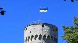 Спикер парламента Эстонии потребовал отРоссии вернуть пять процентов территории