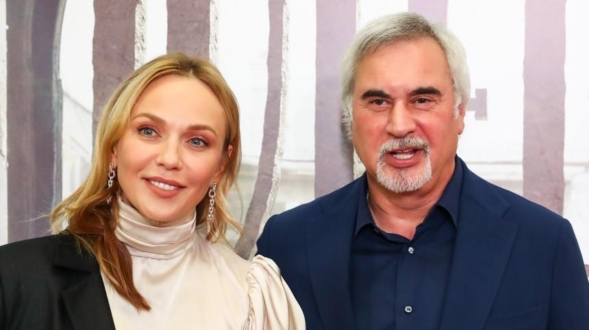 Валерий Меладзе иАльбина Джанабаева выпустили первый совместный трек